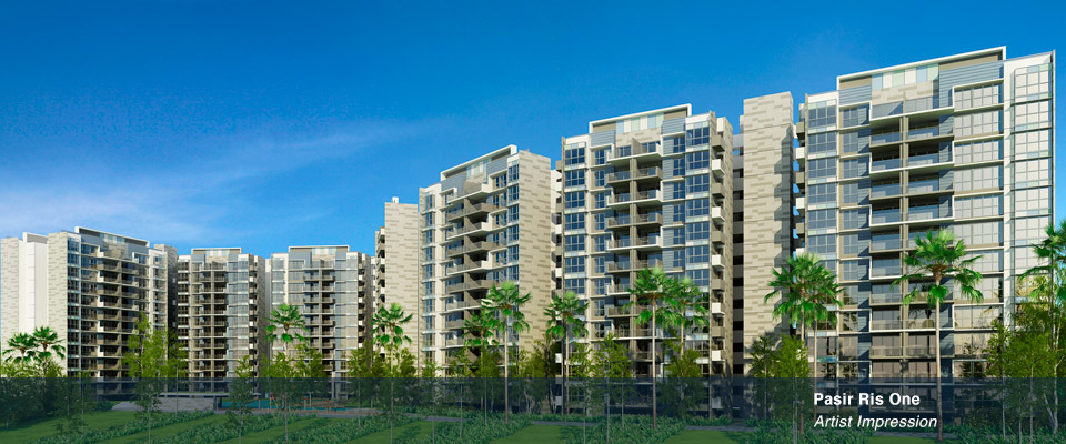 Pasir Ris One DBSS by Developer for The Vales