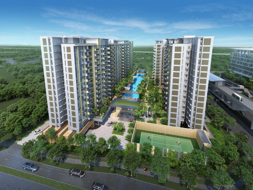 The Vales Executive Condominium | The Vales @ Anchorvale Crescent