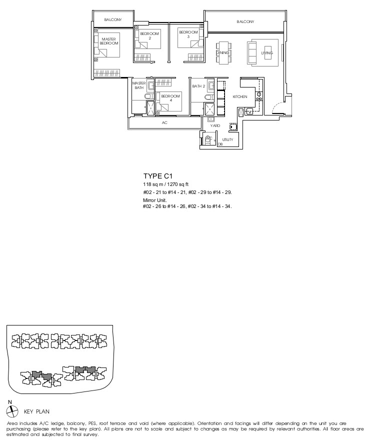 Vales Floor Plan Official Brochure The Vales Ec Floor Plans